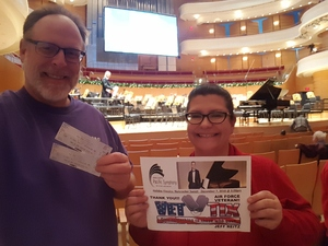 Jeff attended Holiday Classics - Nutcracker Sweet - Presented by the Pacific Symphony on Dec 7th 2018 via VetTix