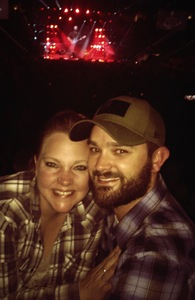 Seth attended Chris Young: Losing Sleep World Tour 2018 - Country on Dec 1st 2018 via VetTix