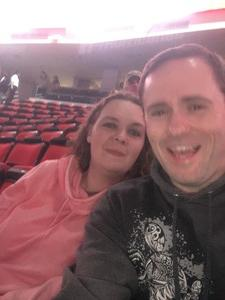Kevin attended Chris Young: Losing Sleep World Tour 2018 - Country on Dec 1st 2018 via VetTix