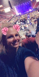 Megan attended Chris Young: Losing Sleep World Tour 2018 - Country on Dec 1st 2018 via VetTix