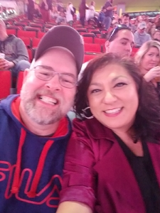 Patti & Tim attended Chris Young: Losing Sleep World Tour 2018 - Country on Dec 1st 2018 via VetTix