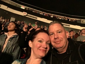 Patrick attended Chris Young: Losing Sleep World Tour 2018 - Country on Dec 1st 2018 via VetTix