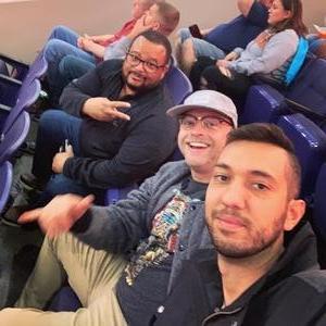 Ricardo attended Phoenix Suns vs. Orlando Magic - NBA on Nov 30th 2018 via VetTix