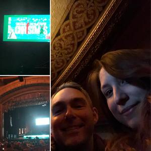 Robert attended Klove Christmas Tour Feat on Dec 4th 2018 via VetTix