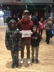 Frank Montmeny attended Star 94. 1 Jingle Jam Feat. O. A. R, Jesse Mccartney, Brynn Elliott - Alternative Rock on Dec 12th 2018 via VetTix