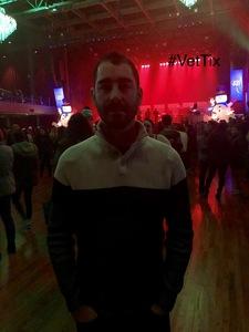 Lance attended Star 94. 1 Jingle Jam Feat. O. A. R, Jesse Mccartney, Brynn Elliott - Alternative Rock on Dec 12th 2018 via VetTix