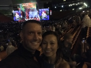 Michael attended Eagles - Pop on Dec 7th 2018 via VetTix