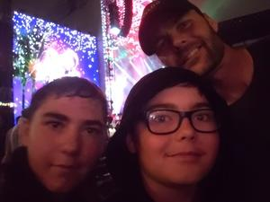 Todd attended Eagles - Pop on Dec 7th 2018 via VetTix