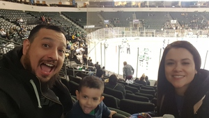 Robert attended Texas Stars vs Milwaukee Admirals - AHL on Dec 5th 2018 via VetTix