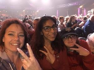 Blanca attended Celtic Thunder X Tour - World on Dec 2nd 2018 via VetTix