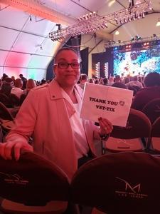 Dawn attended Naturally 7 - R&b on Dec 15th 2018 via VetTix