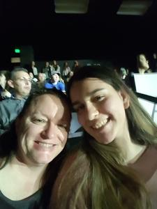 Melinda attended Chris Young: Losing Sleep World Tour 2018 - Country on Dec 6th 2018 via VetTix