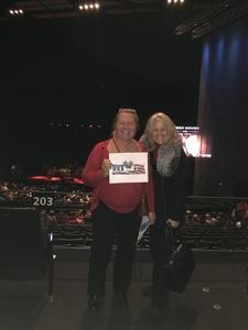 Bridget attended The Brian Setzer Orchestra on Dec 10th 2018 via VetTix