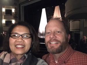 Maria attended Jim Brickman Holiday Concert on Dec 14th 2018 via VetTix