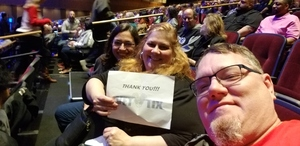 Scott attended Paula Abdul: Straight Up Paula! - Pop on Dec 2nd 2018 via VetTix