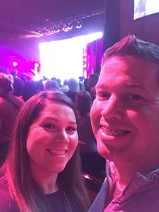 Timothy attended Paula Abdul: Straight Up Paula! - Pop on Dec 2nd 2018 via VetTix