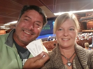 Jeff attended A Christmas Carol - the Musical at 2 PM on Dec 8th 2018 via VetTix
