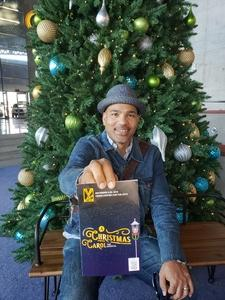 Carl attended A Christmas Carol - the Musical at 2 PM on Dec 8th 2018 via VetTix