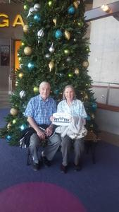 Gene attended A Christmas Carol - the Musical at 2 PM on Dec 9th 2018 via VetTix