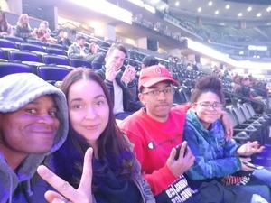 Booker Jordan attended Childish Gambino Special Guest: Vince Staples on Dec 4th 2018 via VetTix