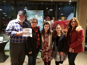 WILLIAM attended California Ballet Company Presents: the Nutcracker - Dance - **see Notes on Age on Dec 14th 2018 via VetTix