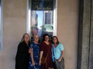 Rachael attended California Ballet Company Presents: the Nutcracker - Ages 4+ on Dec 15th 2018 via VetTix