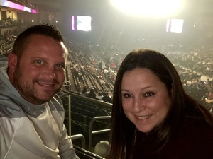 Justin attended Cole Swindell and Dustin Lynch - Reason to Drink Another Tour on Dec 8th 2018 via VetTix