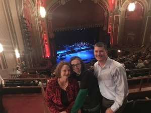 Richard attended Michael Bolton - the Symphony Sessions - the Greatest Hits and Holiday Favourites on Dec 11th 2018 via VetTix