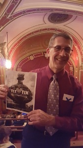 Derek attended Michael Bolton - the Symphony Sessions - the Greatest Hits and Holiday Favourites on Dec 11th 2018 via VetTix