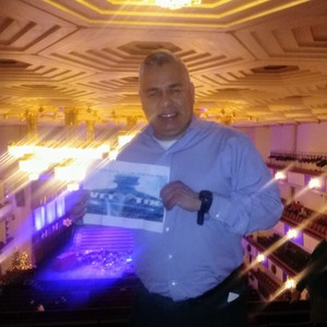 ELOY attended Songs of the Season on Dec 16th 2018 via VetTix