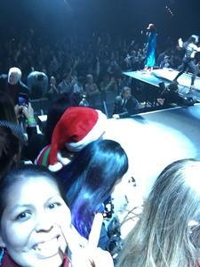 Matilda attended Holiday Havoc - Pop on Dec 5th 2018 via VetTix