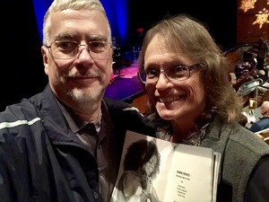 Thomas attended Dianne Reeves Christmas Time is Here on Dec 8th 2018 via VetTix