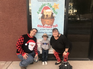 Rebecca attended A Winnie-the-pooh Christmas Tail - Performed by Valley Youth Theatre on Dec 16th 2018 via VetTix
