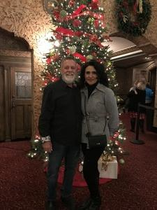 Elizabeth attended Michael W. Smith With Special Guest Melinda Dolittle on Dec 11th 2018 via VetTix