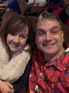 Anthony attended Michael W. Smith With Special Guest Melinda Dolittle on Dec 11th 2018 via VetTix