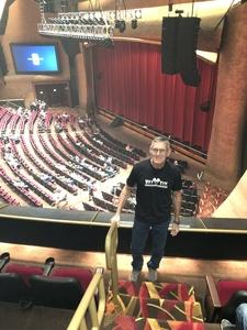 Gary attended Smokey Robinson on Dec 8th 2018 via VetTix