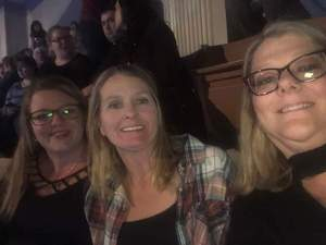 Kelly attended Chris Young: Losing Sleep World Tour 2018 - Country on Dec 8th 2018 via VetTix