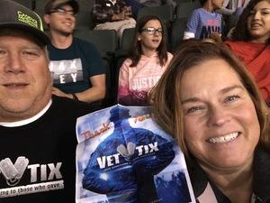 dondi attended Iowa Wolves vs. Austin Spurs - NBA G-league Basketball on Dec 15th 2018 via VetTix