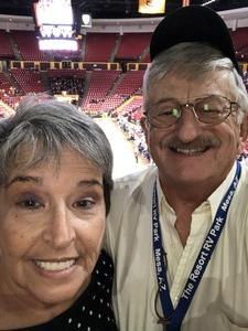 Donald attended Arizona State Sun Devils vs. California - NCAA Women's Basketball - General Admission on Jan 13th 2019 via VetTix