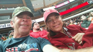 Click To Read More Feedback from Arizona Coyotes vs. Washington Capitals - NHL