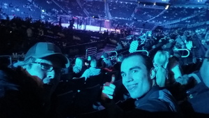 Herb attended UFC Fight Night - Mixed Martial Arts on Dec 15th 2018 via VetTix