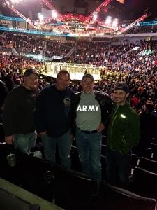 michael attended UFC Fight Night - Mixed Martial Arts on Dec 15th 2018 via VetTix