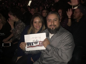 Jose attended Holiday Love Jam Will Feature Performances by Charlie Wilson, Boyz II Men, Keith Sweat, and En Vogue on Dec 8th 2018 via VetTix