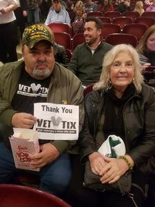 frank attended Phil Vassar and Lonestar: the not So Silent Night Tour - Country on Dec 16th 2018 via VetTix