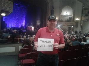 William attended Phil Vassar and Lonestar: the not So Silent Night Tour - Country on Dec 16th 2018 via VetTix