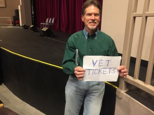 Michael attended All is Calm: The Christmas Truce of 1914 on Dec 11th 2018 via VetTix