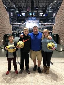 Paul attended Indiana Pacers vs. Washington Wizards - NBA on Dec 10th 2018 via VetTix