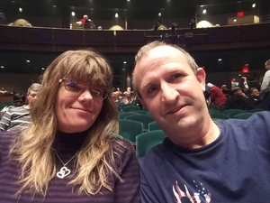 Scott attended Chris Tomlin Christmas: Christmas Songs of Worship on Dec 8th 2018 via VetTix