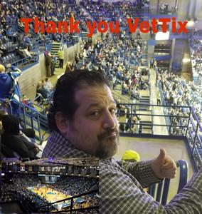 charles attended Buffalo Bulls vs. Miami Redhawks - NCAA Men's Basketball on Jan 12th 2019 via VetTix