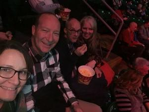 Jason attended Dave Koz Christmas Tour on Dec 11th 2018 via VetTix